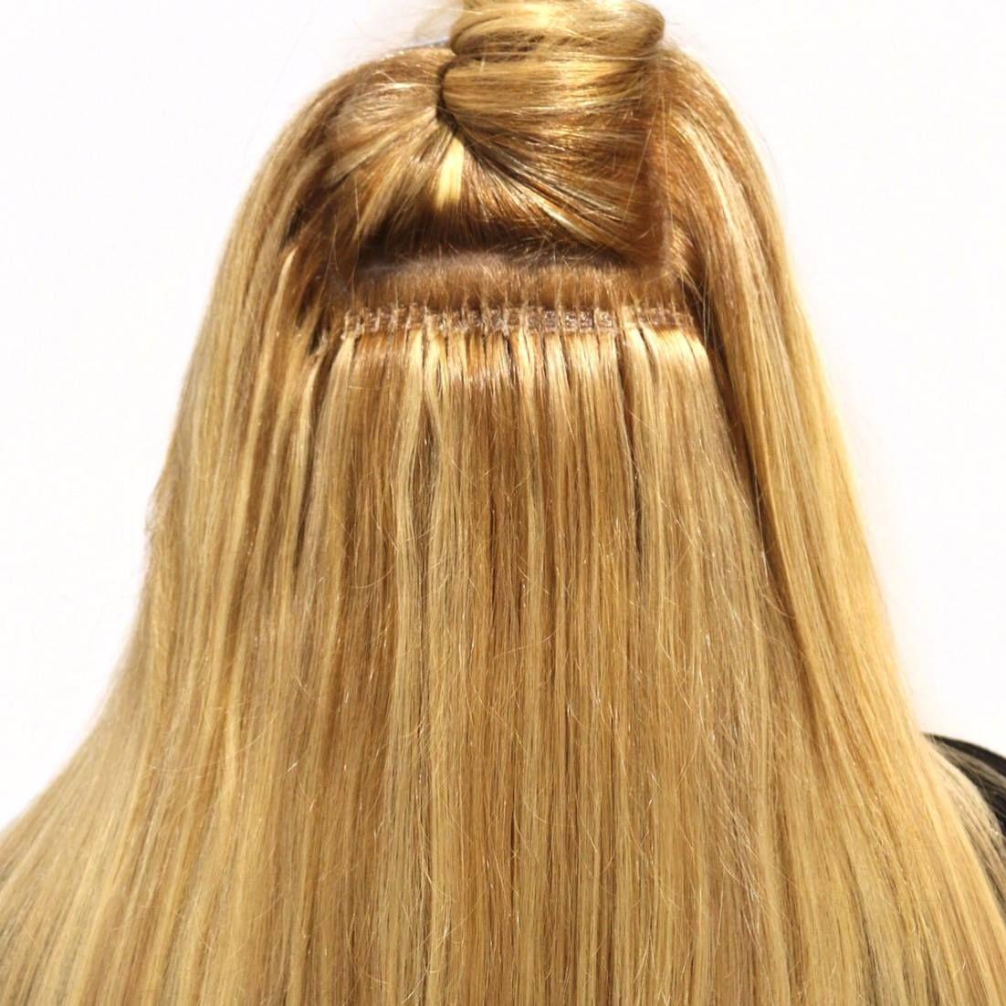 Hairdreams Laserbeamer Nano Extensions Bonds Blonde