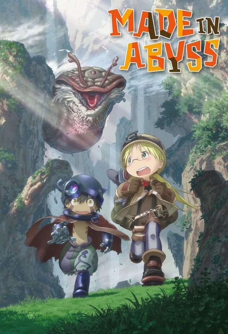 Made in Abyss 2017 i 2020