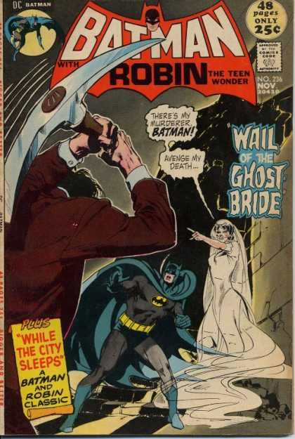 Neal Adams - Batman 236