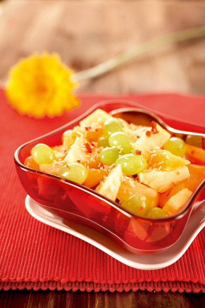 Ananas-hedelmäsalaatti | K-Ruoka