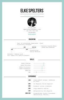 Fashion Design Resume Designspiration  Design  Pinterest  Web Inspiration And Typography