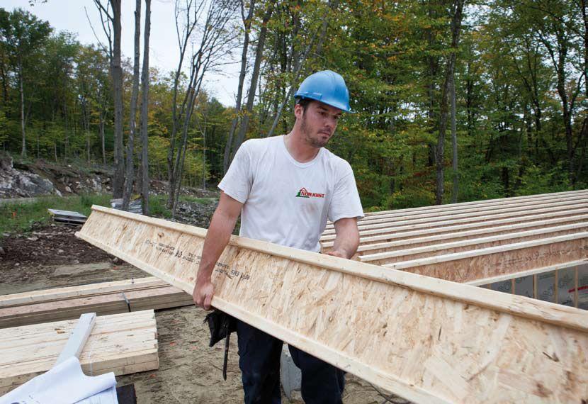 Constructions  aménagements en ossature bois PROTOTIPURI - maison ossature metallique avis