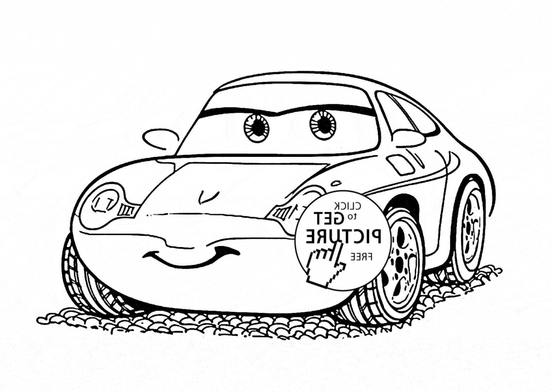 Disney Cars Coloring Pages Awesome Cars Lightning Mcqueen Zum Ausmalen Cars Coloring Pages Coloring Pages Coloring Pages Inspirational