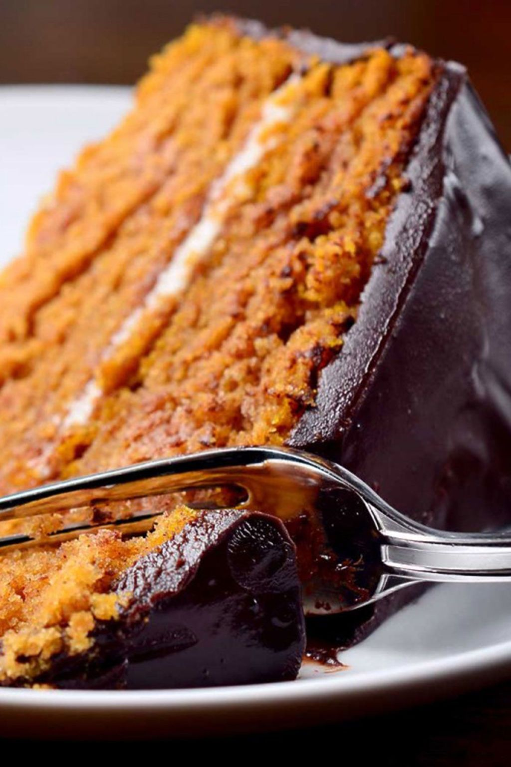 Pumpkin Cake Recipes to Make on the First Day of F