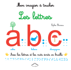 Mon Imagier A Toucher Les Lettres Nouveautes Catalogue Circonflexe Lettre A Imagier Livre