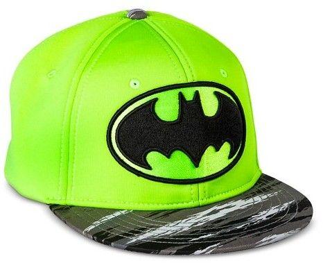 679e5db4 Batman Boys' Batman Baseball Hat - Black on sale for $6.50 @Target ...