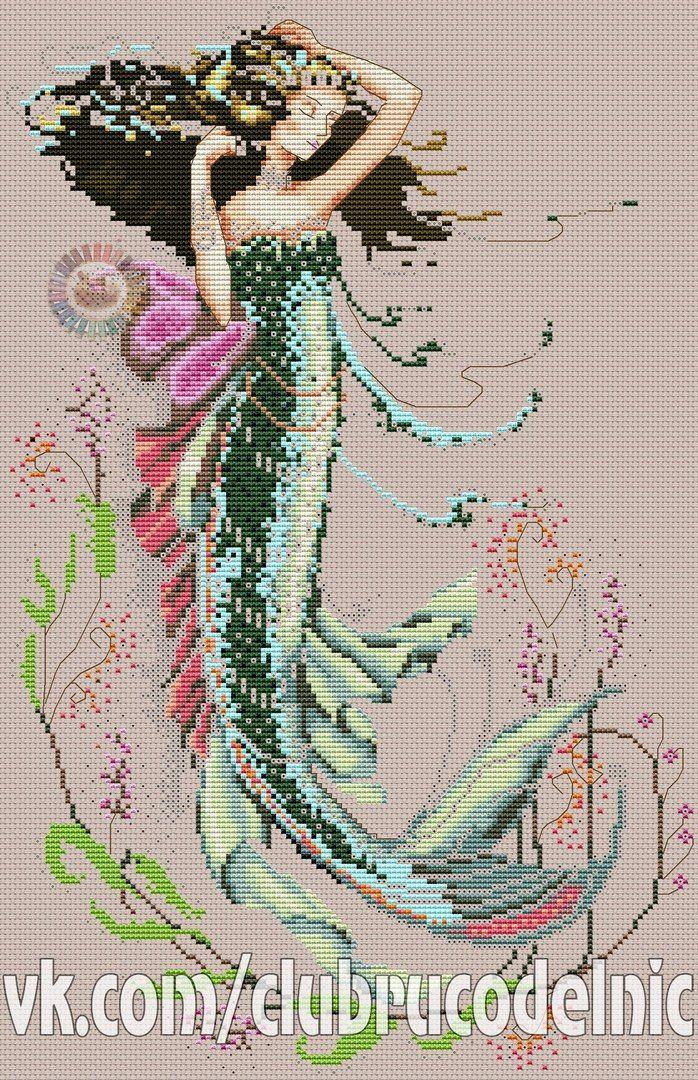 Mermaid vk работе моделью в китае