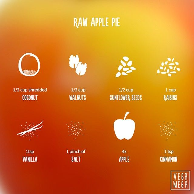 Raw Apple Pie ✨✨✨✨✨ #vegan #veganism #vegetarian #food #foodie #foodporn #fit #fitspo #fitness #workout #healthy  #recipe #weightloss #veganfood #breakfast #dessert #design #veganfoodshare #veganfoodporn #govegan #eatclean