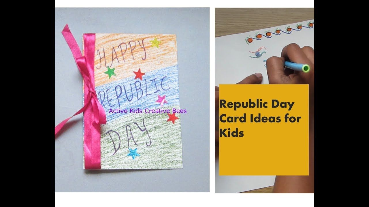 Republic day card making tricolour indian flag greeting card how republic day card making tricolour indian flag greeting card how to m4hsunfo