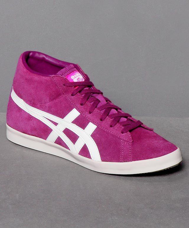 Neu bei Numelo: der Onitsuka Tiger Grandest in Purple/White - http://www.numelo.com/onitsuka-tiger-grandest-p-24504966.html #onitsukatiger #grandest #basketballschuhe #sneaker #numelo