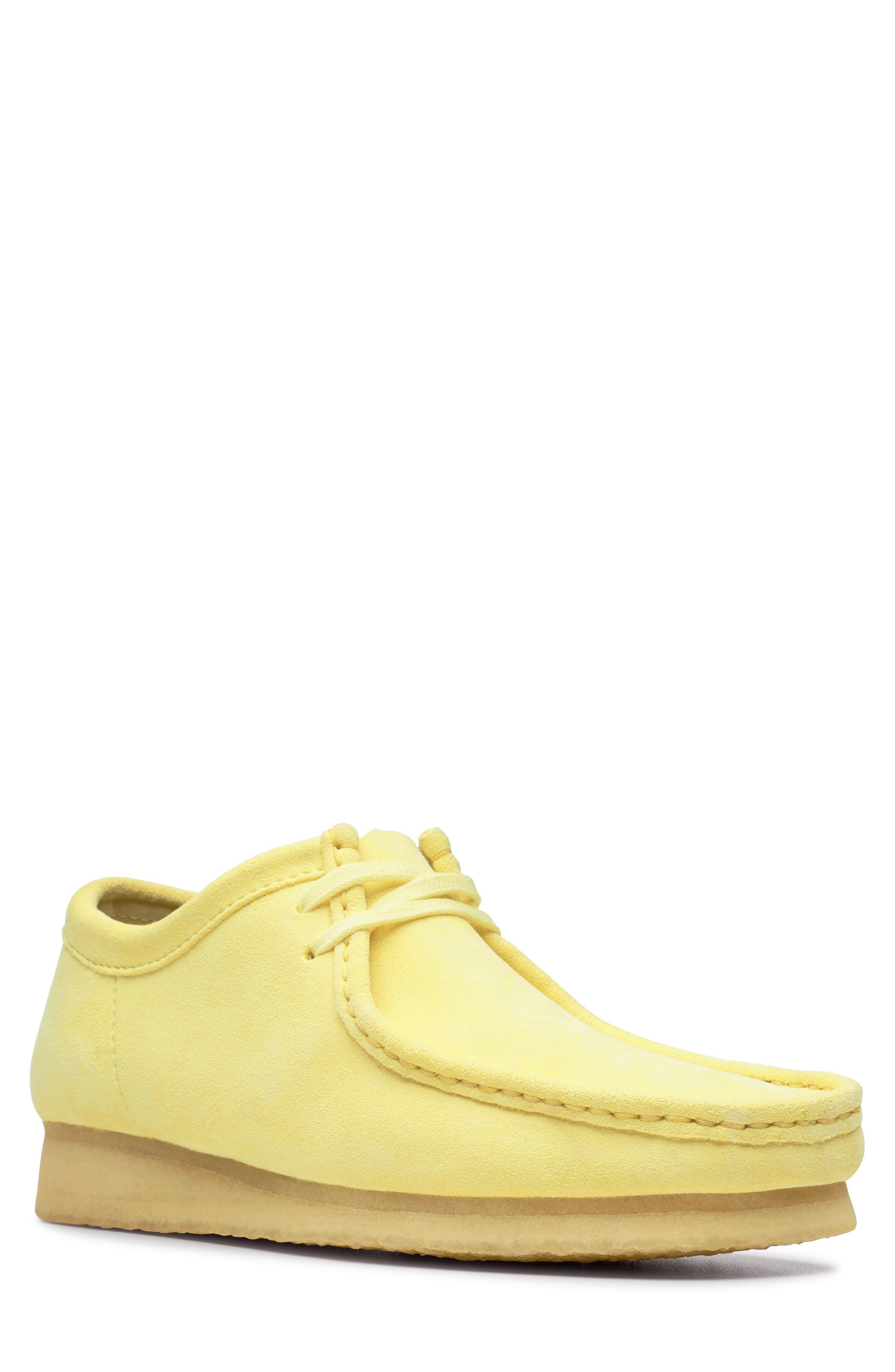 Men's Clarks Originals 'Wallabee' Moc Toe Derby, Size 10.5 M
