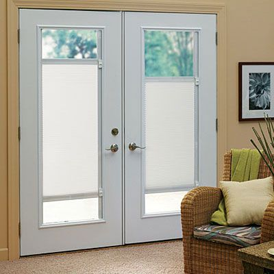 Blindscom Enclosed Cellular Shades House Building Doors