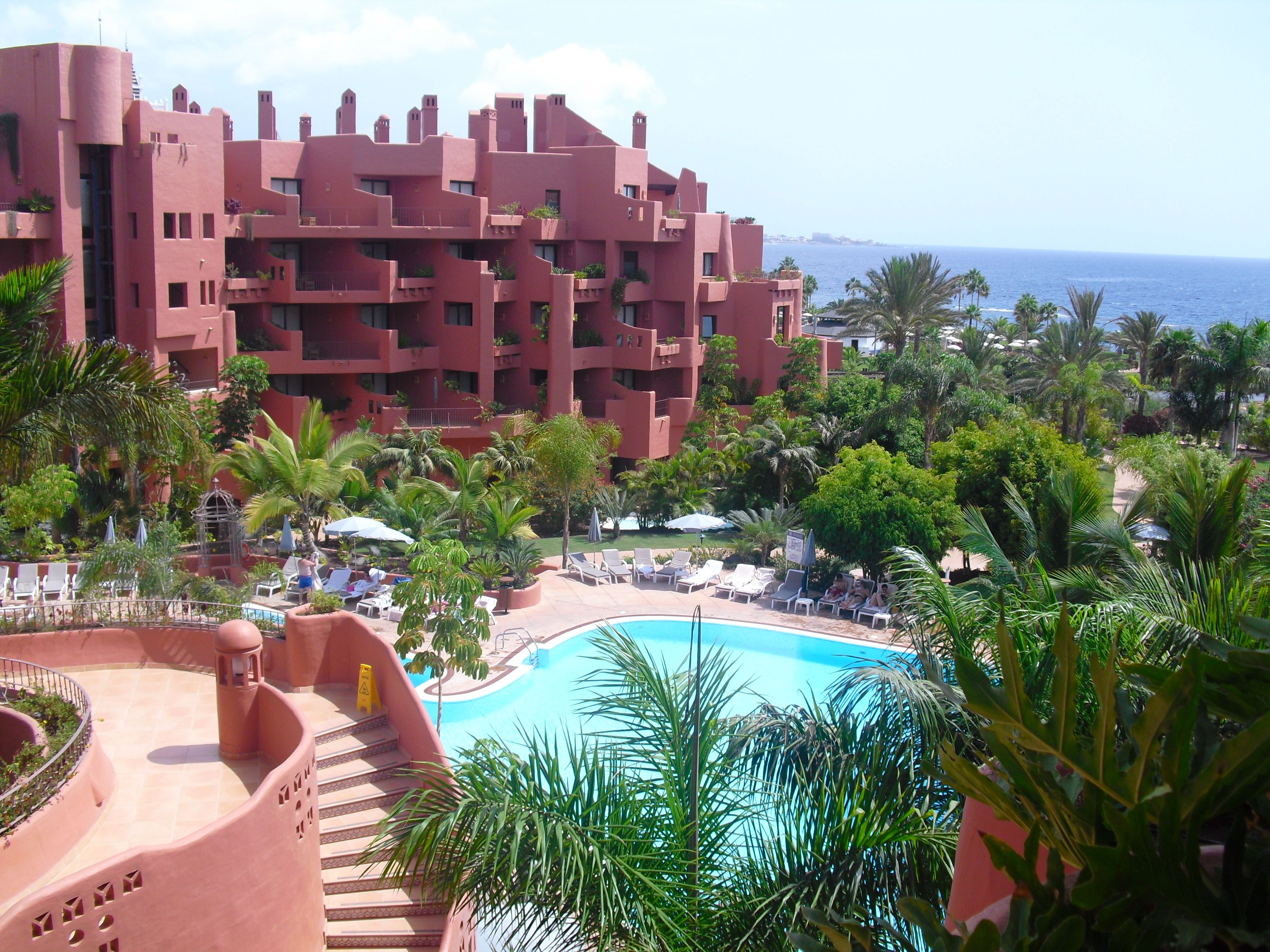 Hotel Sheraton La Caleta Resort & Spa. Tenerife
