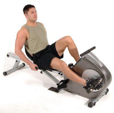 Stamina Conversion Ii Recumbent Bike Rower Review Whole Body Workouts Workout Machines Biking Workout