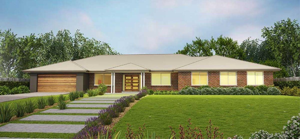 House design hillside porter davis homes home for Porter davis home designs