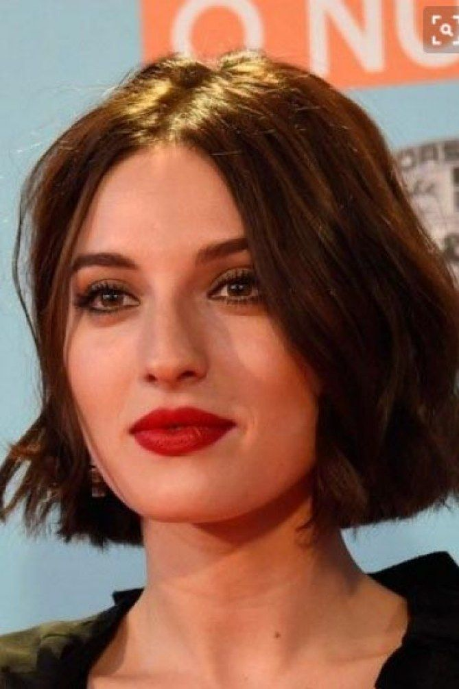 French Bobs Are The Trs Chic Hair Trend Of 2017 Hair Pinterest
