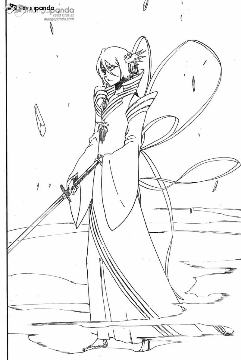 Chapter 571 Devilish Perspective 1 Bleach Rukia Bleach Art Bleach Anime
