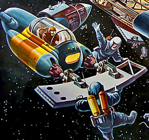 Space Suits - Atomic Rockets