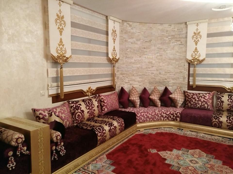 Salon Marocain 2018 Expert Decorator Decoration Salon
