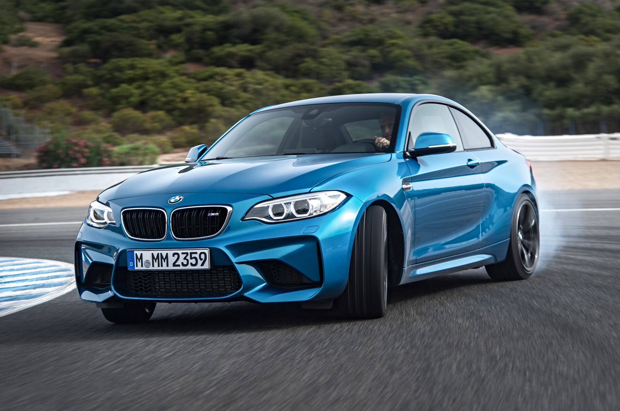 Bmw s dealership ordering system appears to have leaked the upcoming m2 m performance edition ahead of