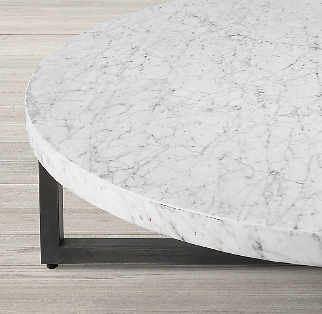 Torano Marble Round Coffee Table In 2020 Round Coffee