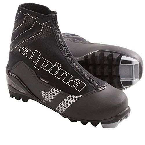 Alpina T CrossCountry Ski Touring Boots With NNN Sole Size - Alpina cross country boots