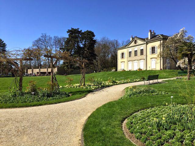 Geneven kaunis kasvitieteellinen puurtarha on kiva vierailukohde ja sopii hyvin lapsiperheille