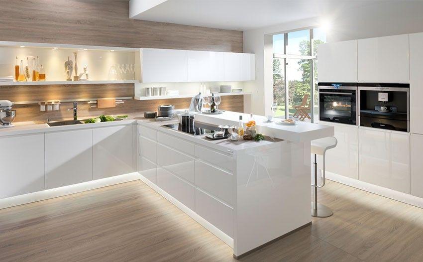 Nolte Küchen Center No1 Alpha Lack Moderne keukens Pinterest - nolte küchen bilder
