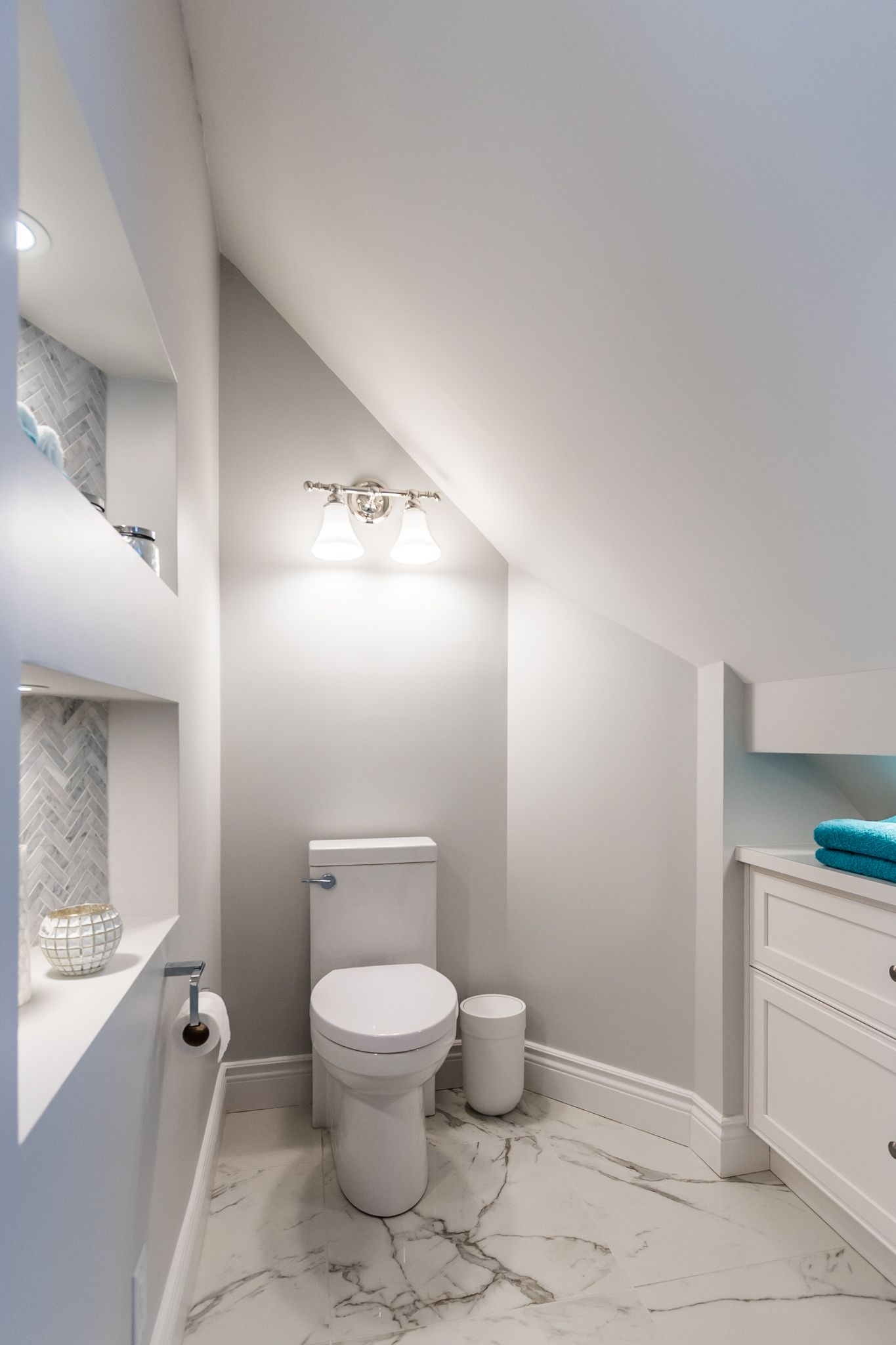 Salle De Bains Ou Toilettes ~ salle de bain du lac st charles espace de toilette dans la salle de