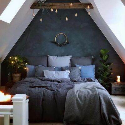 Birbirine Uyumlu Renkler ve Renk Kombinasyonları #bedroominspirations