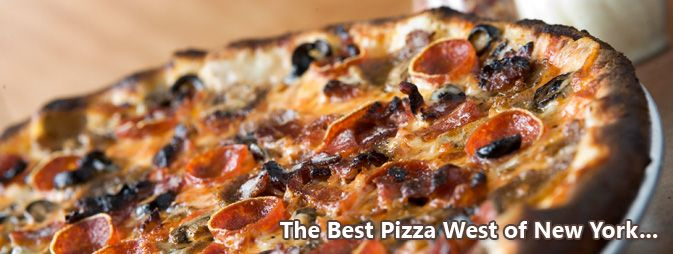 Dine In Take Out Delivery Of Delicious Thin Crust Pizzas Pastas Salads Good Pizza Thin Crust Pizza Pizza West
