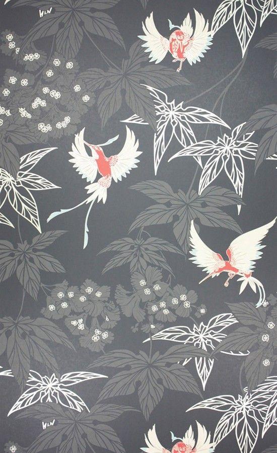 Papier peint Grove Garden - Osborne and Little   Gardens, Wallpaper ...