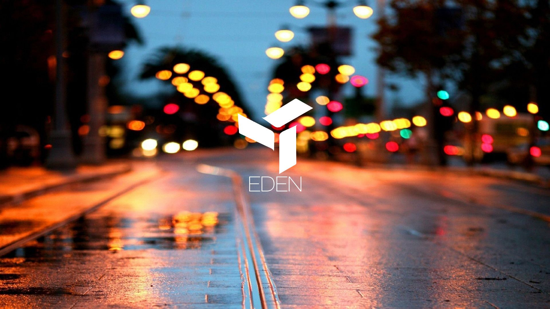 Created A Very Simple Eden 1920x1080 Wallpaper Thought You Might Like It Need Iphone 6s Plus Wallpaper City Lights Wallpaper City Wallpaper Lit Wallpaper