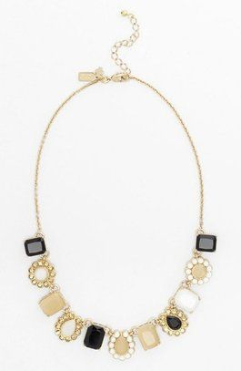 Beautiful Stone Collar Necklace