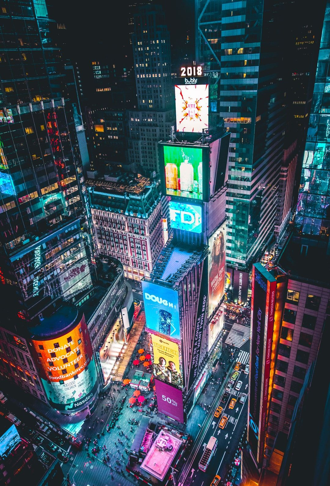 Download This Photo In New York United States By Andre Benz Trapnation Times Square New York City Wallpaper Visit New York City