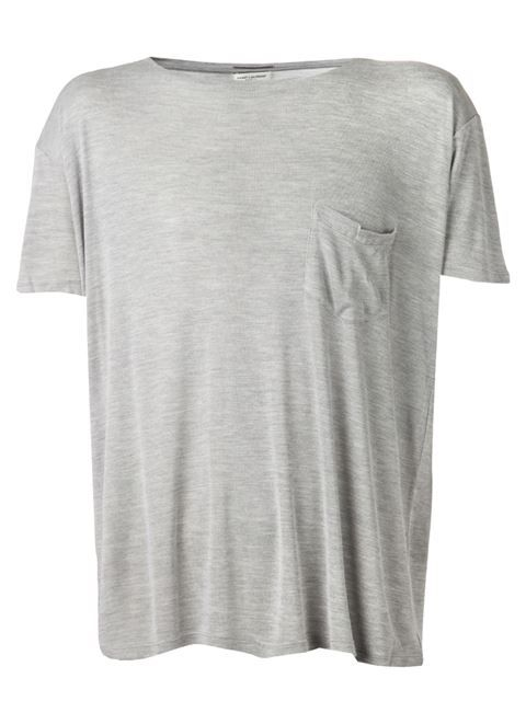 Shop Saint Laurent classic T-shirt in The Webster from the world's best independent boutiques at farfetch.com. Over 1000 designers from 300 boutiques in one website.