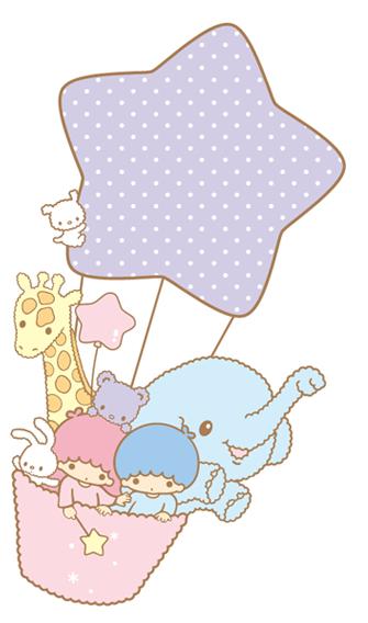 Little Twin Stars K I M B A L E E E [Sanrio] | Little Twin ...
