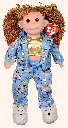 f0e07bb2883 Pajama Pam - doll - Ty Beanie Boppers