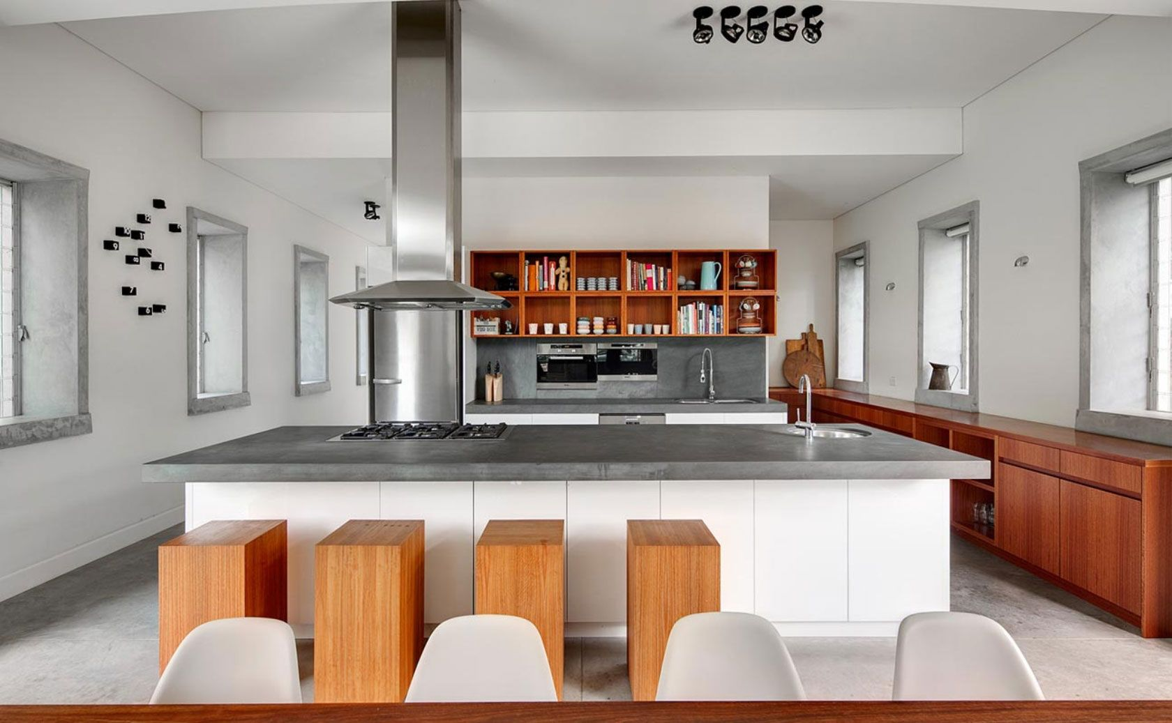 Foxground farmhouse by roth architecture kitchens pinterest