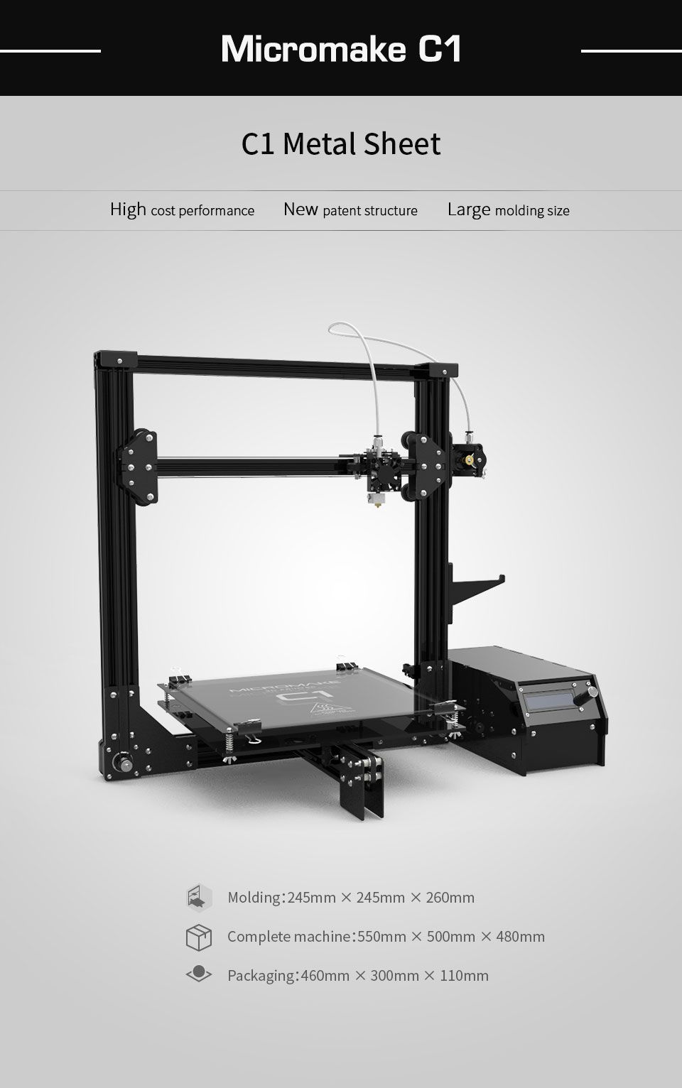 3D PRINTER by ptphun Metal sheet, 3d printer, 3d printing