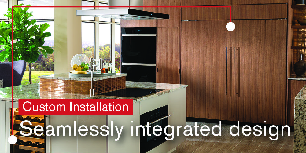 Custom Panel Overview: A Stylish Way to Add Freedom to Your Kitchen
