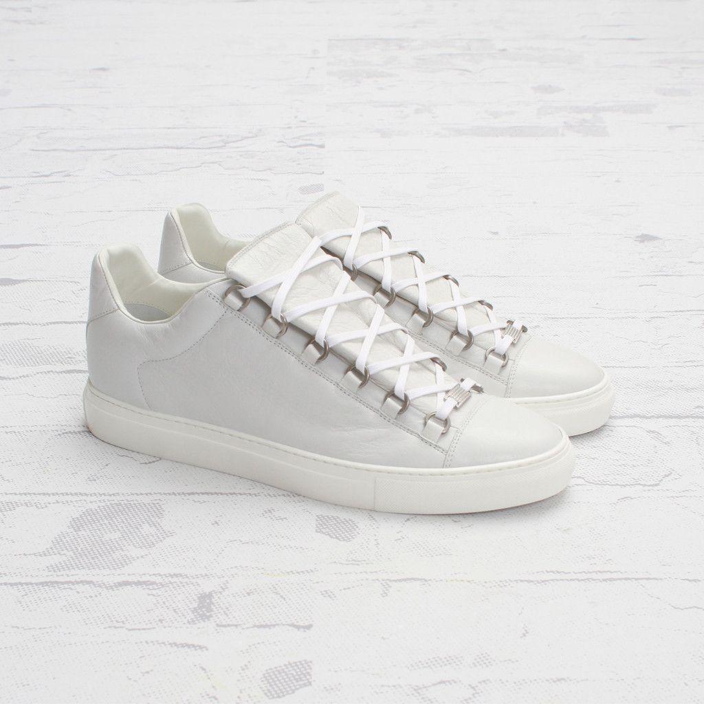 Balenciaga Arena Low Top Sneaker | Mode und Schuhe