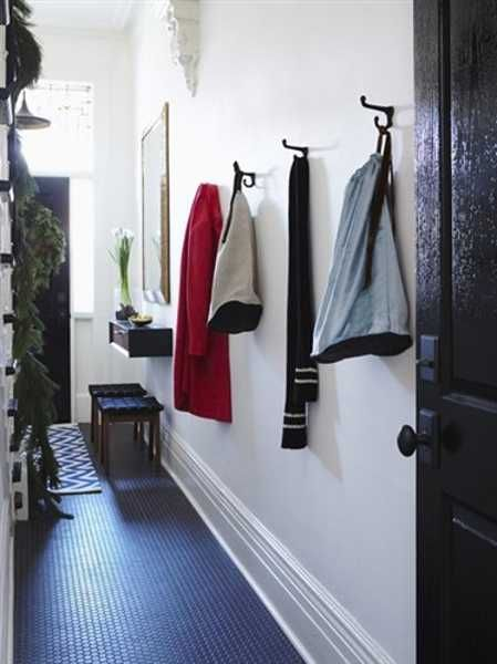 Room  wall hooks for coats ...