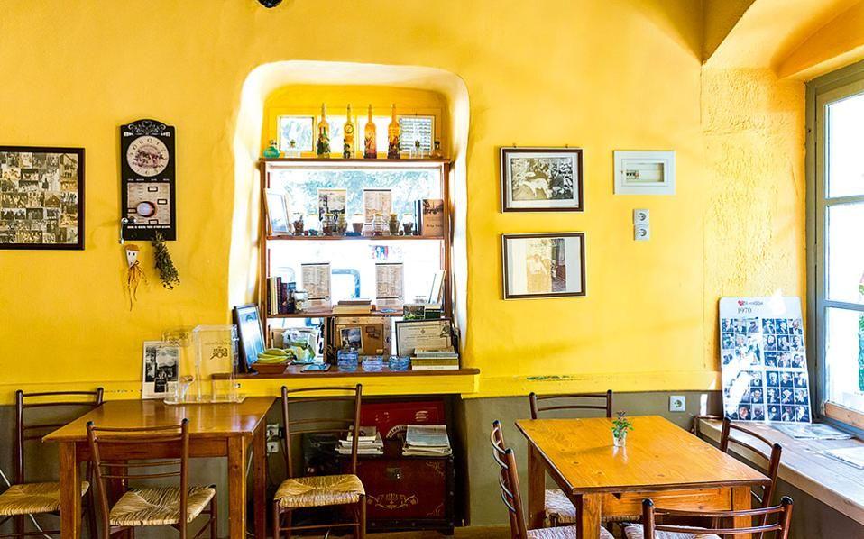 Δημητσάνα:Το ιστορικό καφενείο Γερουσία.