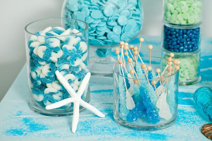 Under The Sea Sweet 16 Google Search Candy Buffet Wedding