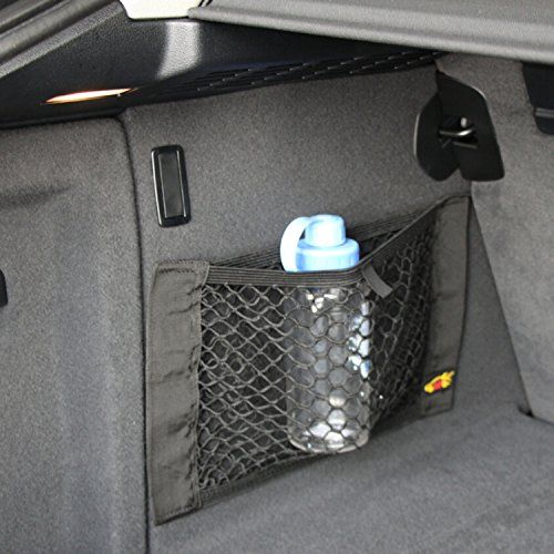 9 MOON Car Boot Cargo Net Magic Sticker Luggage Mesh