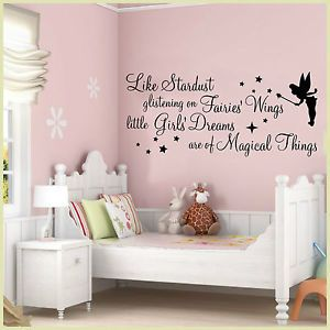 Little Girls Walls Quote
