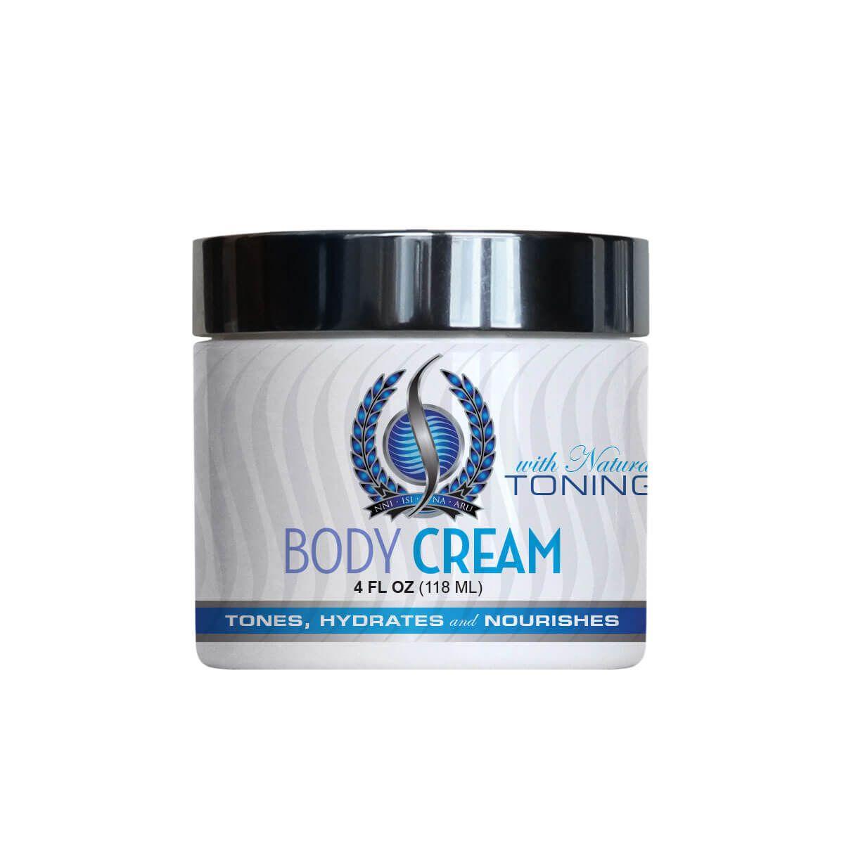 BoBody Cream with Natural Toning 4oz Shinkafa Face