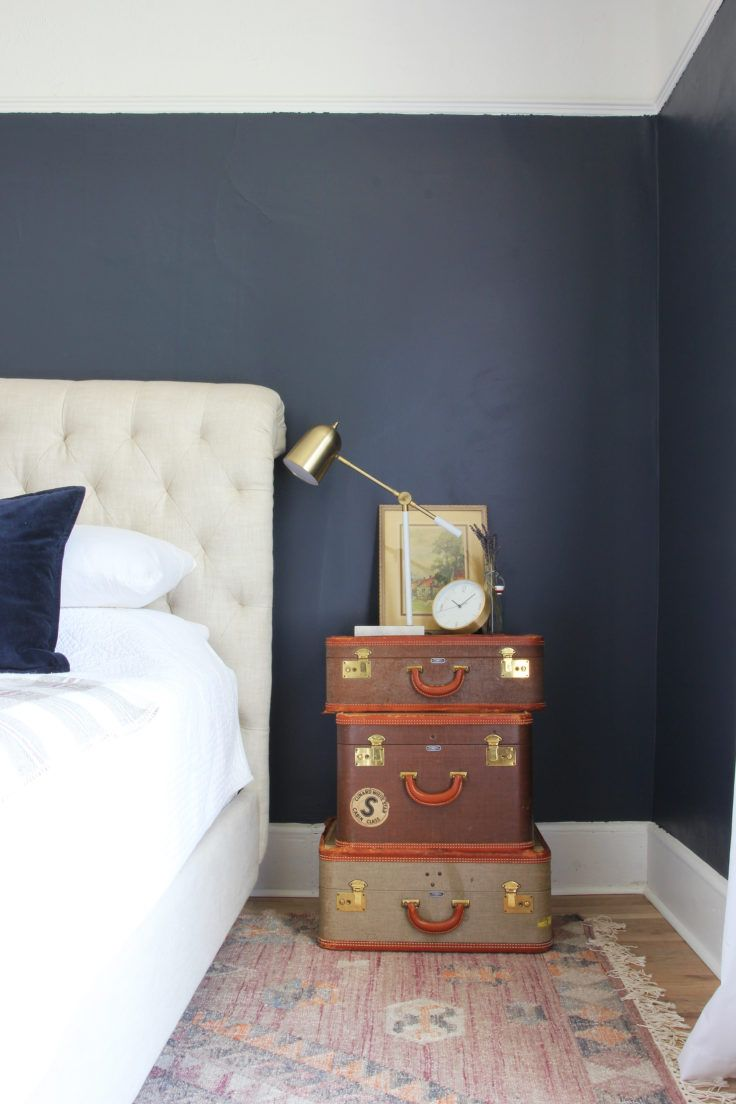 Our Go-To Paint Colors #halenavybenjaminmoore