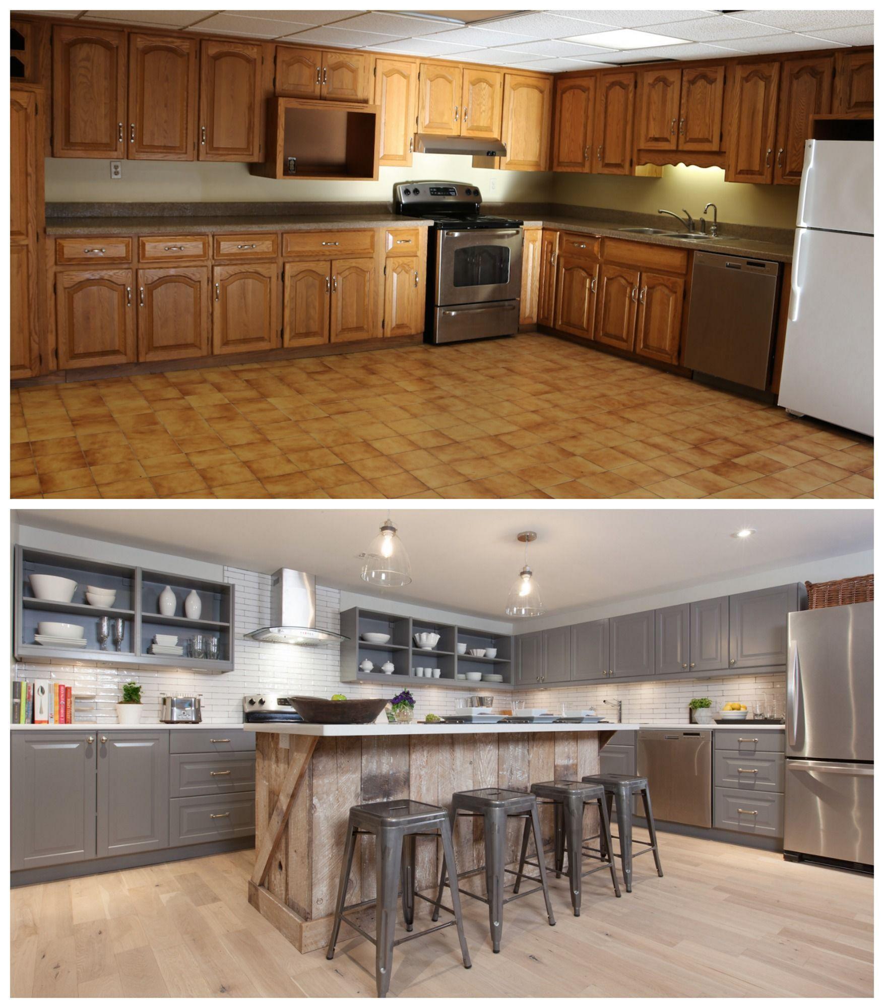45 best kitchen remodel ideas that everyone need for inspiration rh  pinterest com best kitchen redo best way to redo kitchen countertops